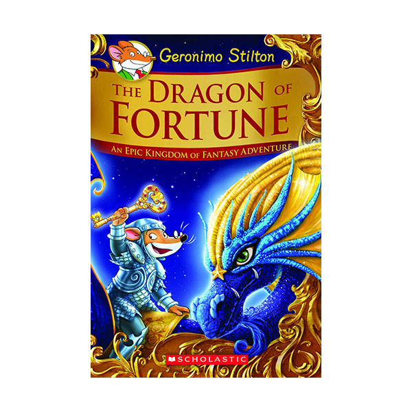 Geronimo : Kingdom of Fantasy Special Edition #02 : The Dragon of Fortune (Hardcover)