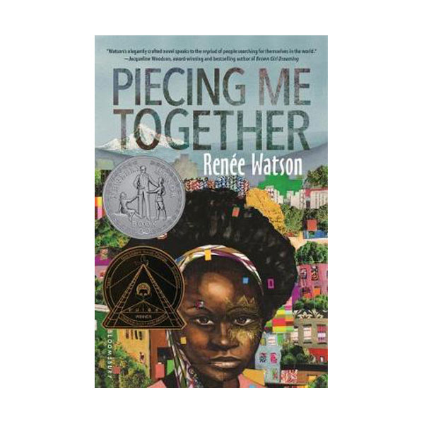 RL 4.5 : Piecing Me Together (Paperback, Newbery)