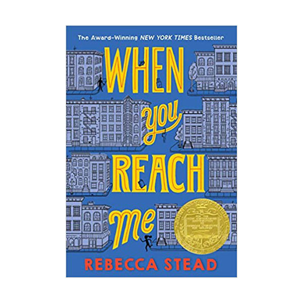 RL 4.5 : When You Reach Me (Paperback, 2010 Newbery)