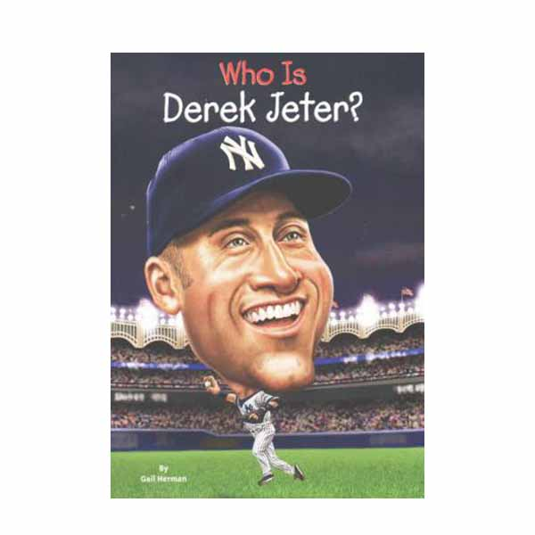 Who Is Derek Jeter? (Paperback)