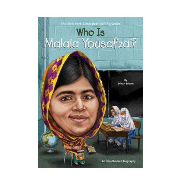 Who is Malala Yousafzai? (Paperback)