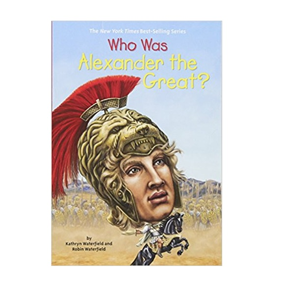 RL 4.5 : Who Was Alexander the Great? (Paperback)