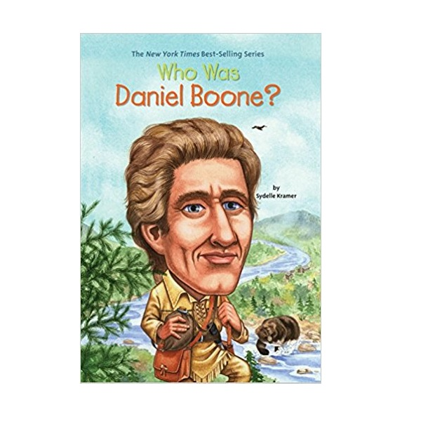 Who Was Daniel Boone? (Paperback)