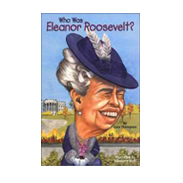 RL 4.5 : Who Was Eleanor Roosevelt? (Paperback)