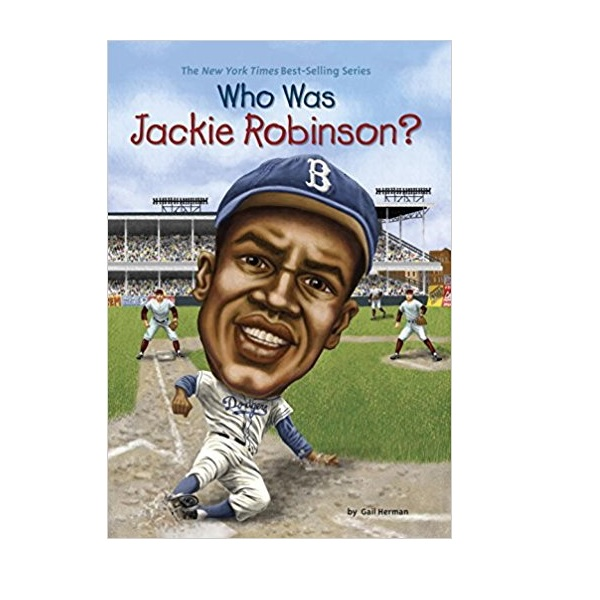 RL 4.5 : Who Was Jackie Robinson? (Paperback)
