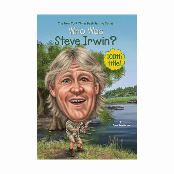 Who Was Steve Irwin? (Paperback)