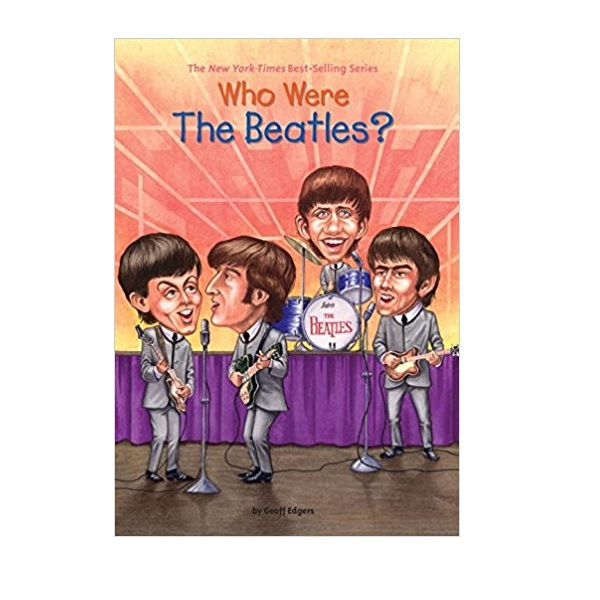 RL 4.5 : Who Were the Beatles? (Paperback)