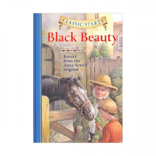 RL 4.6 : Classic Starts: Black Beauty (Hardcover)