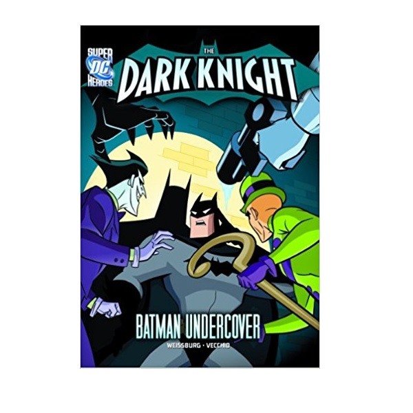 RL 4.6 : DC Super Heroes : The Dark Knight : Batman Undercover (Paperback)