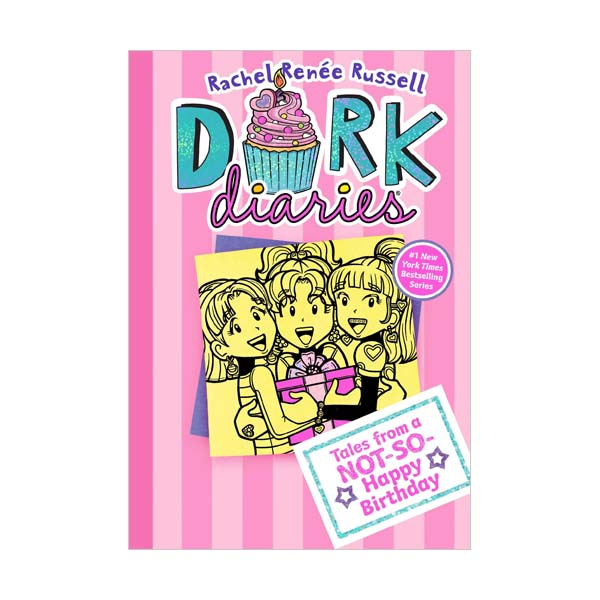 RL 4.6 : Dork Diaries #13 : Tales from a Not-So-Happy Birthday (Hardcover)