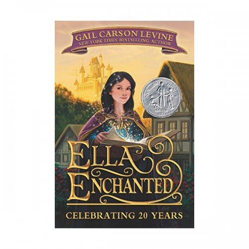 RL 4.6 : Ella Enchanted (Paperback, Newbery)
