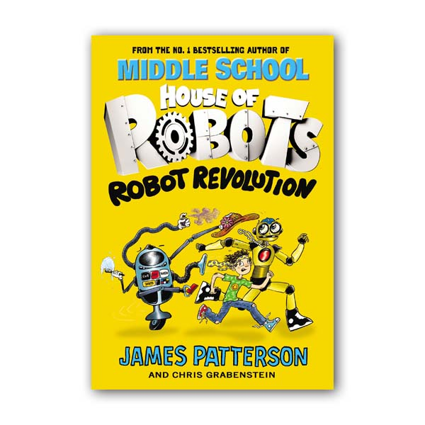 House of Robots #03 : Robot Revolution (Paperback, 영국판)