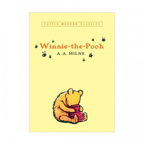 RL 4.6 : Puffin Modern Classics : Winnie-the-Pooh (Paperback)