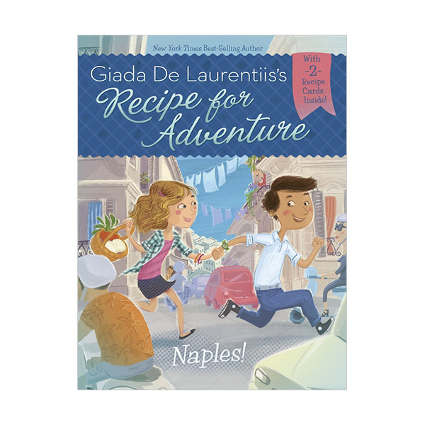 RL 4.6 : Recipe for Adventure Series #1 : Naples! (Paperback)