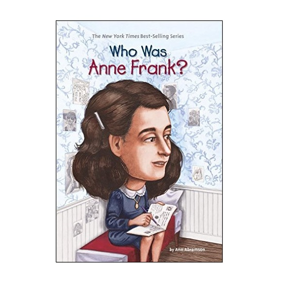 RL 4.6 : Who Was Anne Frank? (Paperback)