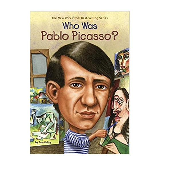 RL 4.6 : Who Was Pablo Picasso? (Paperback)