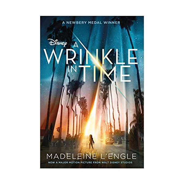A Wrinkle in Time (시간의 주름) (movie tie-in)