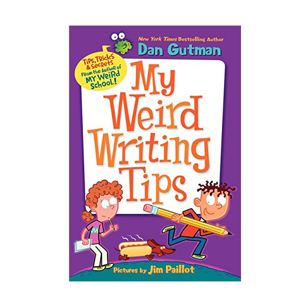 RL 4.7 : My Weird School : My Weird Writing Tips (Paperback)