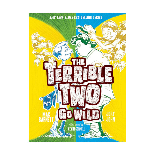 RL 4.7 : The Terrible Two Go Wild #03 (Paperback)