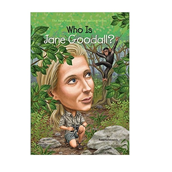 RL 4.7 : Who Is Jane Goodall? (Paperback)