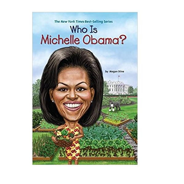RL 4.7 : Who Is Michelle Obama? (Paperback)