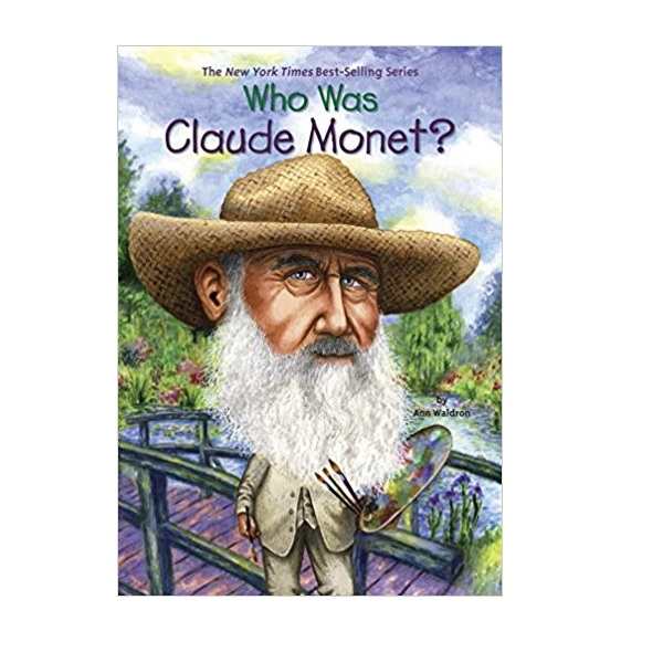 RL 4.7 : Who Was Claude Monet? (Paperback)
