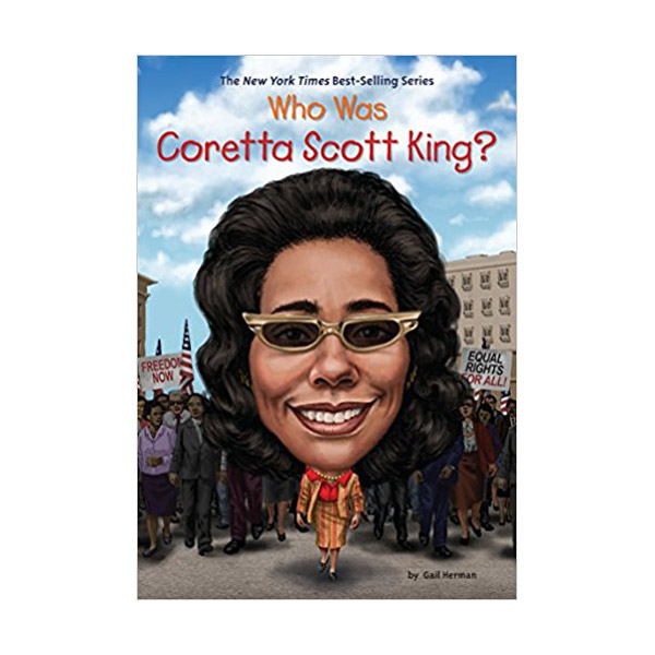 RL 4.7 : Who Was Coretta Scott King? (Paperback)