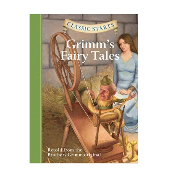 RL 4.8 : Classic Starts: Grimm's Fairy Tales (Hardcover)