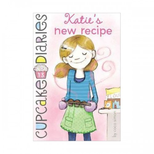 RL 4.8 : Cupcake Diaries #13 : Katie's New Recipe (Paperback)