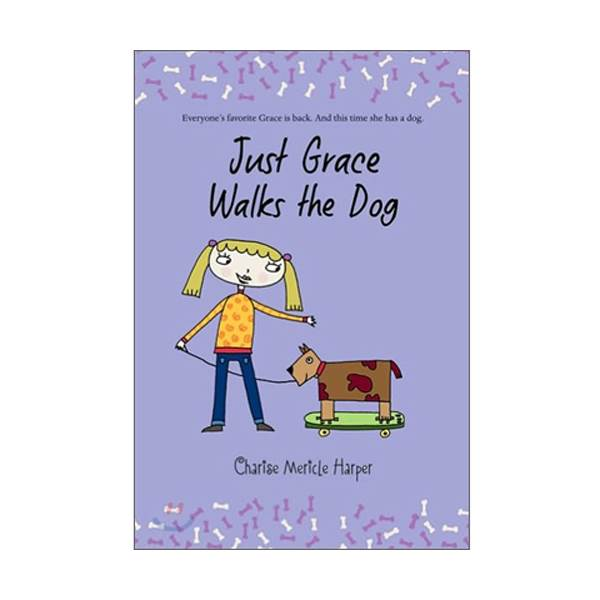 RL 4.8 : Just Grace Series #3 : Just Grace Walks the Dog (Paperback)