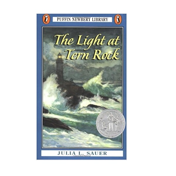 RL 4.8 : Light at Tern Rock (Paperback, Newbery)