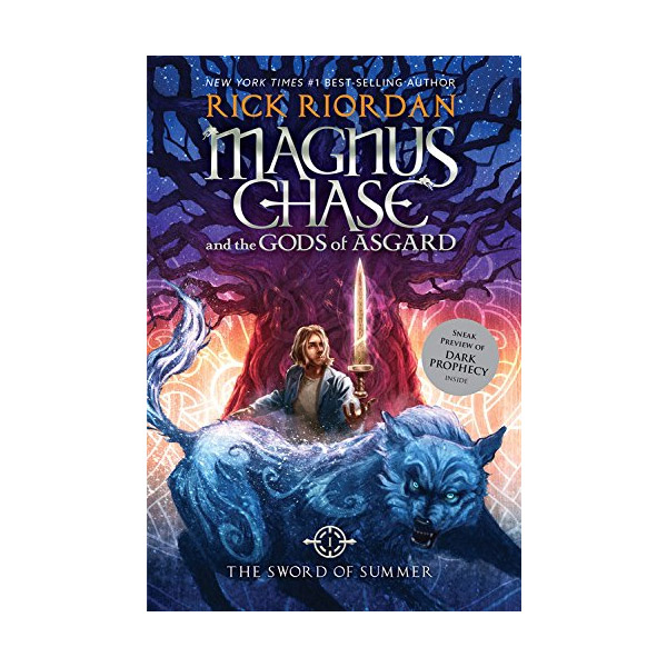 Magnus Chase and the Gods of Asgard #01 :The Sword of Summer (Paperback)