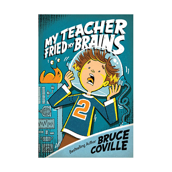 RL 4.8 : My Teacher Books : My Teacher Fried My Brains (Paperback)