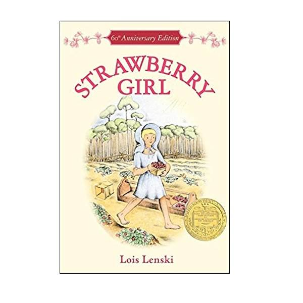RL 4.8 : Strawberry Girl (Paperback, Newbery)