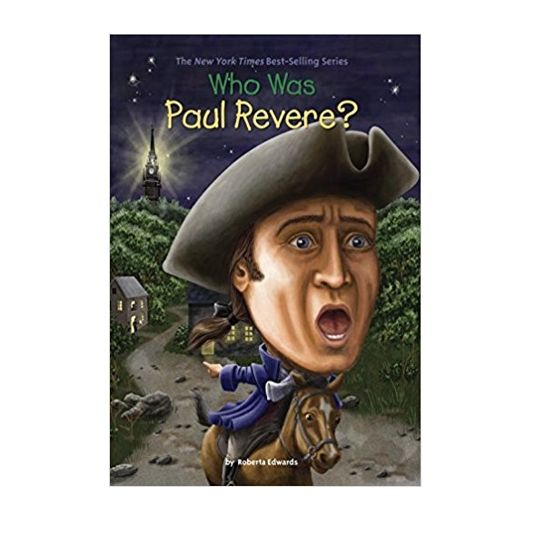 Who Was Paul Revere? (Paperback)