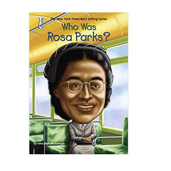 RL 4.8 : Who Was Rosa Parks? (Paperback)