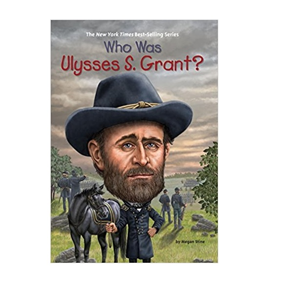 RL 4.8 : Who Was Ulysses S. Grant? (Paperback)