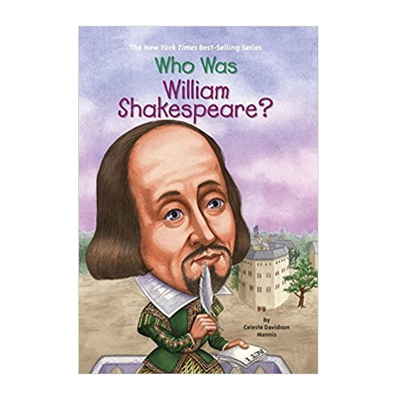 RL 4.8 : Who Was William Shakespeare? (Paperback)