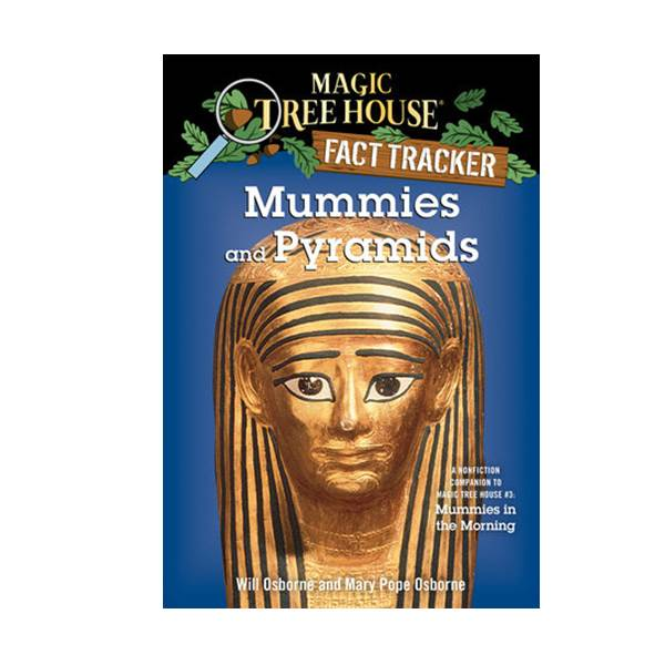 RL 4.9 : Magic Tree House Fact Tracker #03 : Mummies & Pyramids (Paperback)
