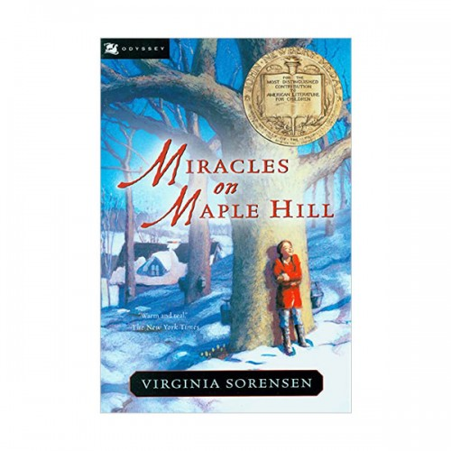 RL 4.9 : Miracles on Maple Hill (Paperback, Newbery)
