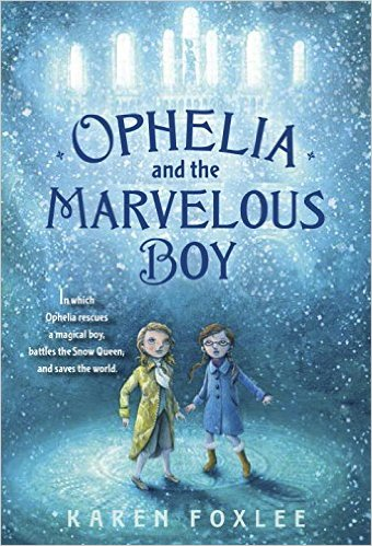 RL 4.9 : Ophelia and the Marvelous Boy (Paperback)