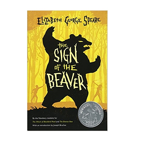 RL 4.9 : The Sign of the Beaver (Paperback, Newbery)