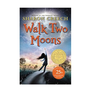 [1995년 뉴베리] Walk Two Moons (Paperback)