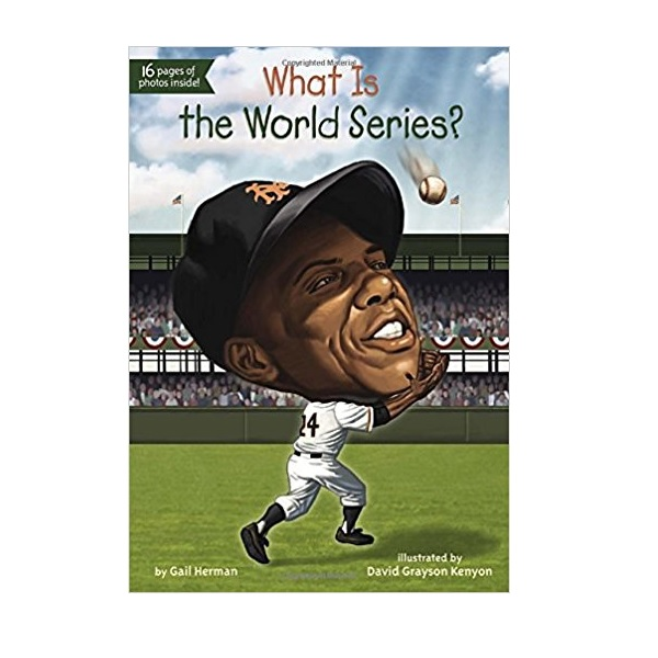 RL 4.9 : What Is the World Series? (Paperback)