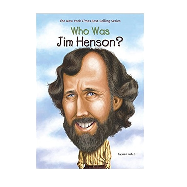 Who Was Jim Henson? (Paperback)