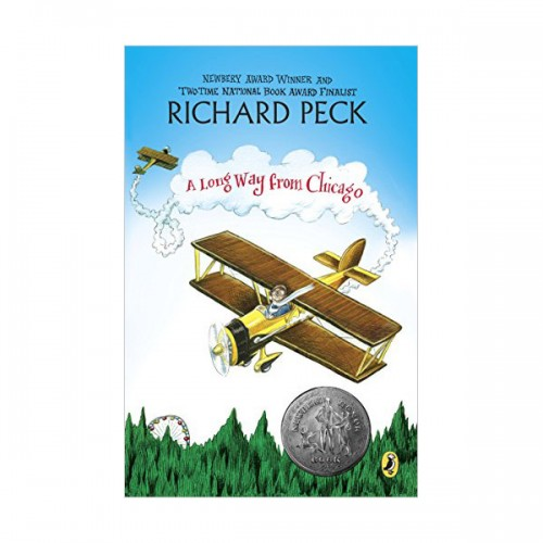 RL 5.0 : A Long Way from Chicago (Paperback, Newbery)