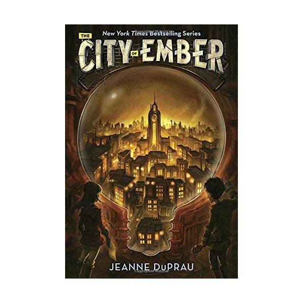 RL 5.0 : Books of Ember Series #1: The City of Ember (Paperback)