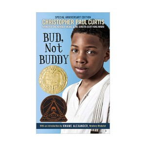 [2000 뉴베리] Bud, Not Buddy (Paperback, Newbery)