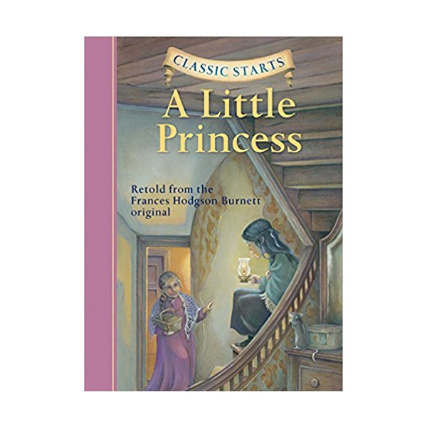 RL 5.0 : Classic Starts : A Little Princess (Hardcover)