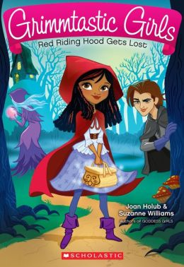 RL 5.0 : Grimmtastic Girls Series #2 : Red Riding Hood Gets Lost (Paperback)